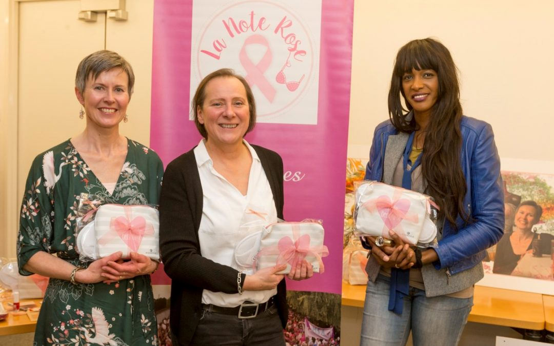 Belle initiative pour les malades du cancer du sein à l'hôpital de Mantes la Jolie