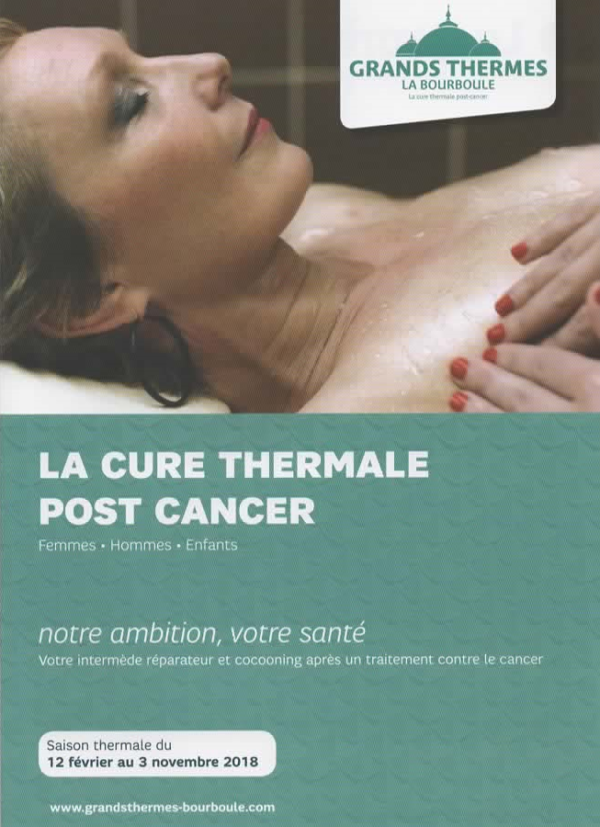 Cure post-cancer du sein